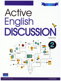 Active English Discussion Book 1