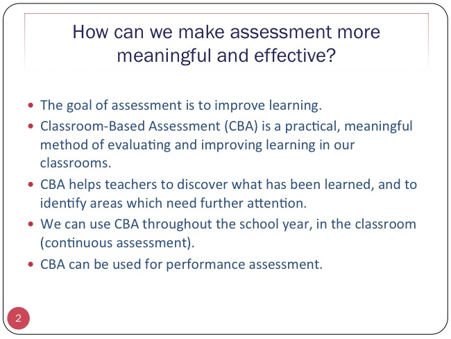 """learning assessment Learning activities """"i hear and i forget i see and i remember i do and i understand"""" (2000 year old proverb) as the proverb suggests, active learning promotes."""