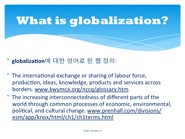 Globalization And World Englishes Powerpoint 4